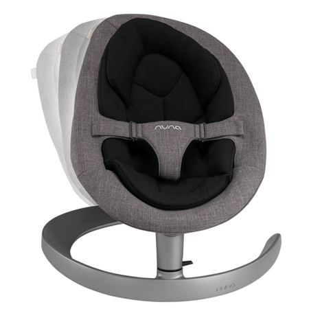Picture of Nuna® Leaf™ Grow incl. toy bar - Charcoal