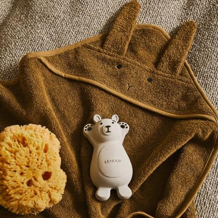 Picture of Liewood® Knud bath toys Knud Polar Bear/Penguin Blue Mix 2 pack