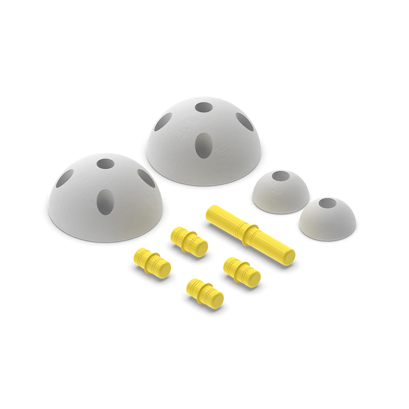 Picture of Modu® Half Balls Yellow