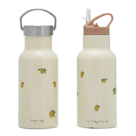 Picture of Konges Sløjd® Thermo bottle Lemon 330ml