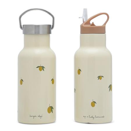 Picture of Konges Sløjd® Thermo bottle Lemon 330ml