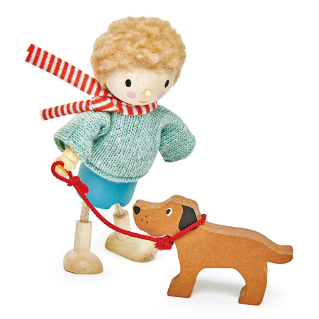 Tender Leaf Toys® Mr Goodwood and his Dog