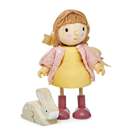 Picture of Tender Leaf Toys® Amy and her Rabbit