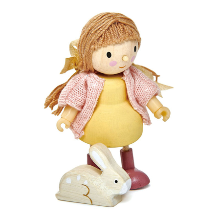 Tender Leaf Toys® Amy and her Rabbit