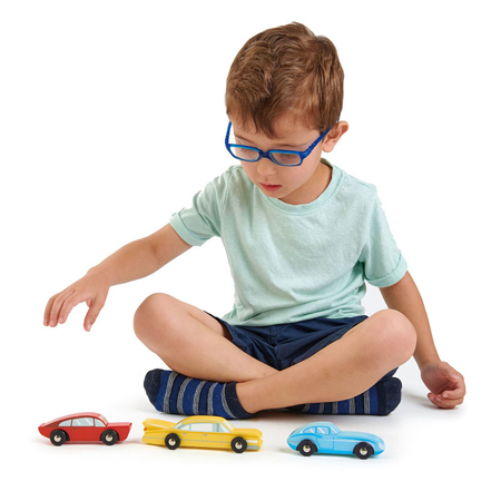 Picture of Tender Leaf Toys® Retro Cars