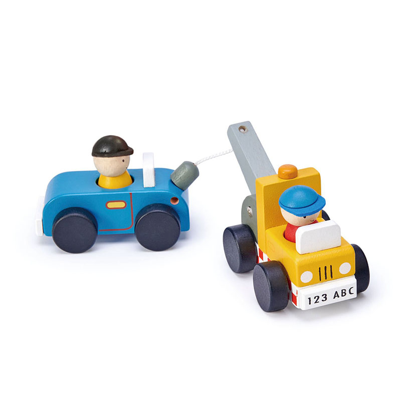 Picture of Tender Leaf Toys® Tow Truck