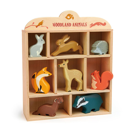 Picture of Tender Leaf Toys® Woodland Animals