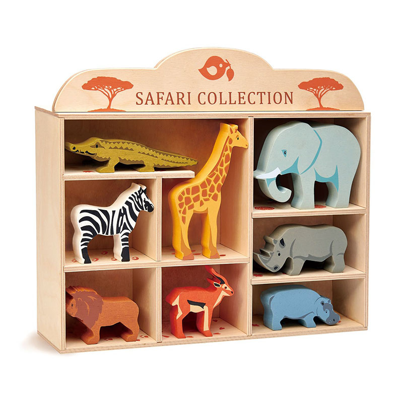 Picture of Tender Leaf Toys® Safari Collection