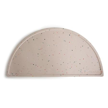 Picture of Mushie® Silicone Mat Vanilla Confetti