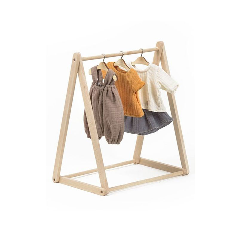 Picture of Minikane® Clothes hanger in natural wood