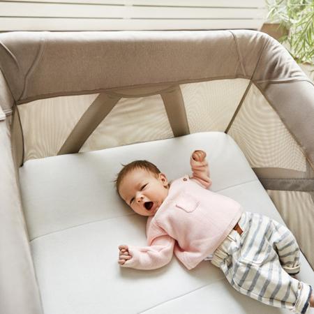 Picture of Nuna® Portable Bed Sena Aire Mocha