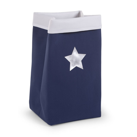 Childhome® Large Canvas Box - Navy