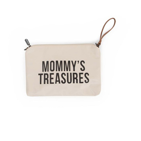 Childhome® Clutch Mommy Bag - White