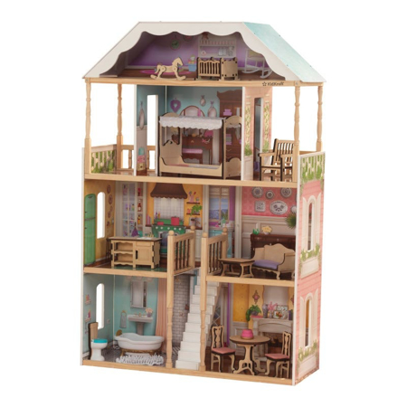Picture of KidKratft® Charlotte Dollhouse with Ez Kraft Assembly