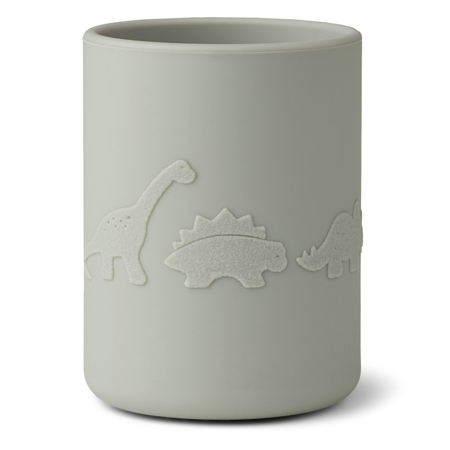 Picture of Liewood® Ethan Cup 4 Pack - Dino blue multi mix