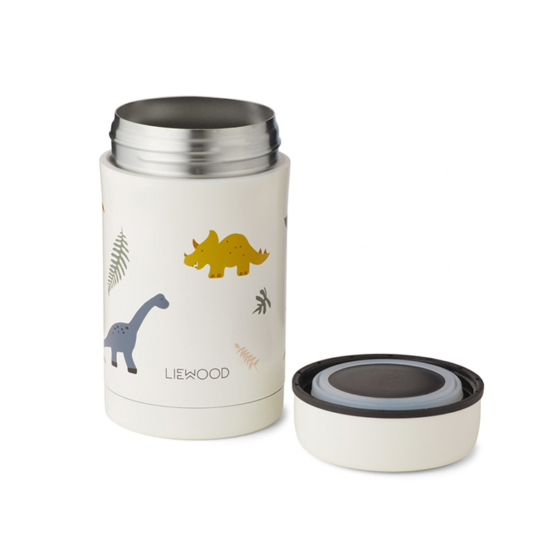 Picture of Liewood® Bernard Food Jar Dino Mix 500 ml
