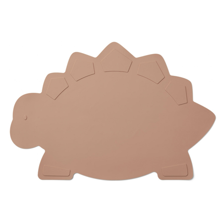 Picture of Liewood® Tracy Placemat Dino Dark Rose