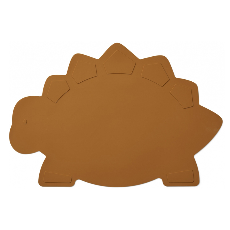 Picture of Liewood® Tracy Placemat Dino Mustard