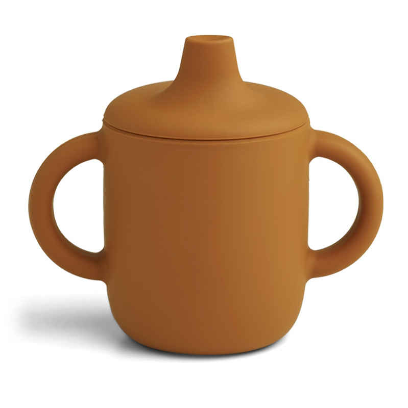 Picture of Liewood® No-spill Training Nail cup Mustard