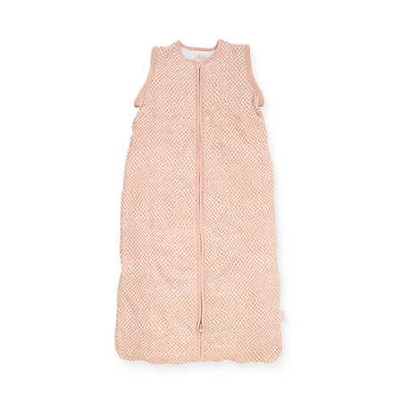 Jollein® Baby leeping ag with removable sleeves 110cm Snake Pale Pink TOG 2.0