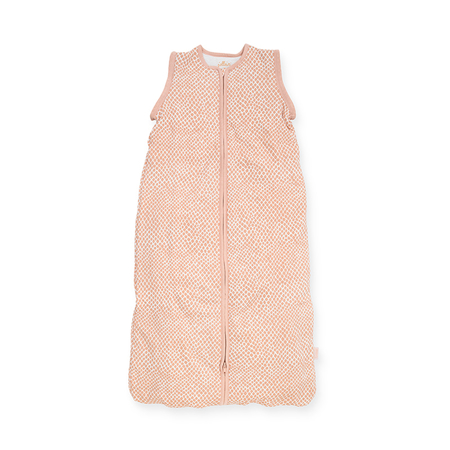 Jollein® Baby leeping ag with removable sleeves 70cm Snake Pale Pink TOG 2.0