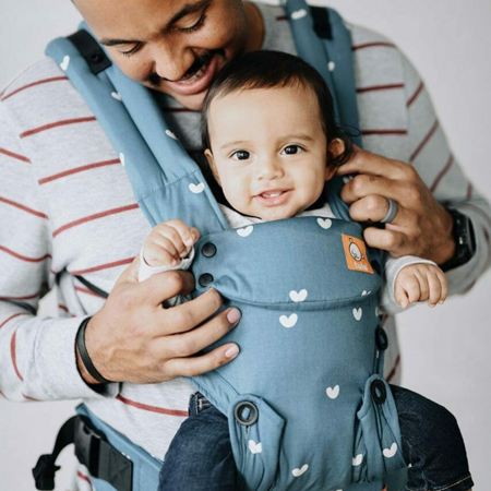 Picture of Tula® Explore Baby Carrier - Playdate