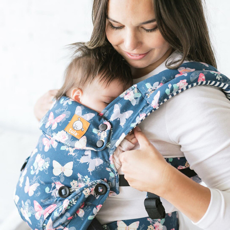 Picture of Tula® Explore Baby Carrier - Flies with Butterlifes