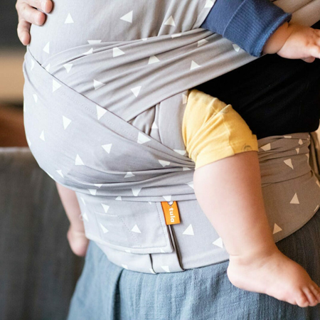 Picture of Tula®  Half Buckle Carrier - Sleepy Dust