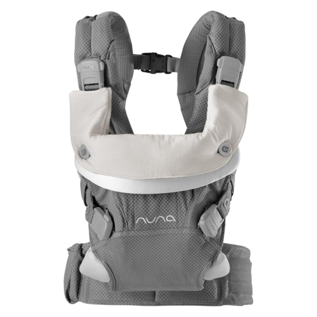 Nuna® Baby Carrier Cudl™ Front and Back Slate