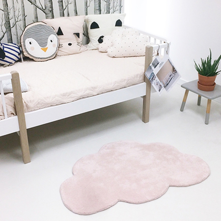 Lilipinso® Baby carpet Cloud Pearl 100x64