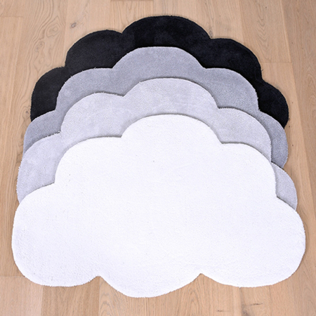 Picture of Lilipinso® Baby carpet Cloud Mustard 100x64