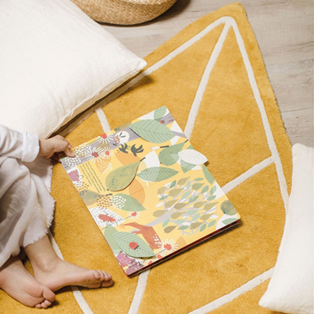 Lilipinso® Baby carpet Autumn Leaf 100x98
