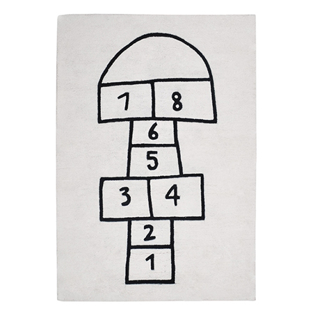 Picture of Lilipinso® Baby carpet Hopscotch 170x120