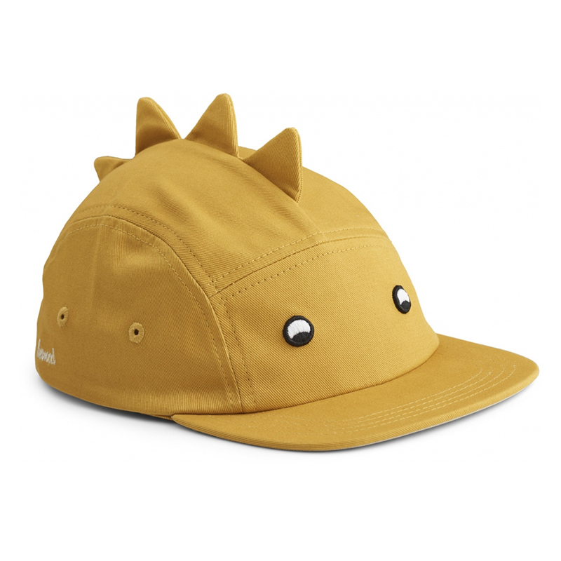 Picture of Liewood® Rory Cap Dino Yellow Mellow 3-4 Y