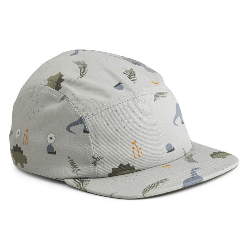 Picture of Liewood® Rory Cap Dino Blue Mix 6-12 M