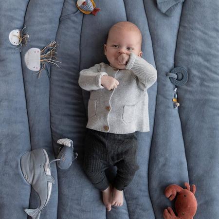 Little Dutch® Playpen mat Ocean Blue