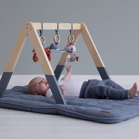 Little Dutch® Baby gym Ocean Blue