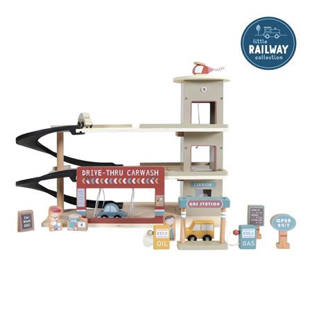 Picture of Little Dutch® Railway extension - Garage