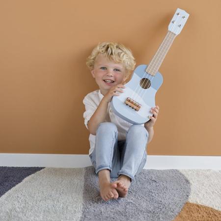 Little Dutch® Guitar Blue