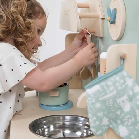 Picture of Little Dutch® Toy kitchen Mint
