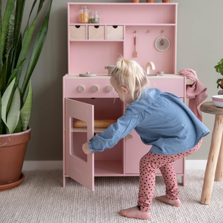 Picture of Little Dutch® Toy kitchen Pink