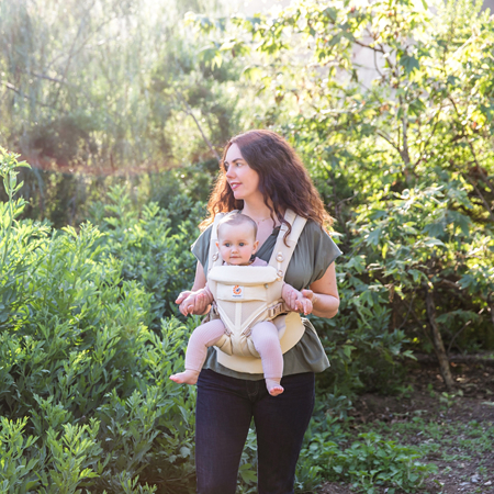 Picture of Ergobaby® Omni 360 Baby Carrier All-In-One Natural