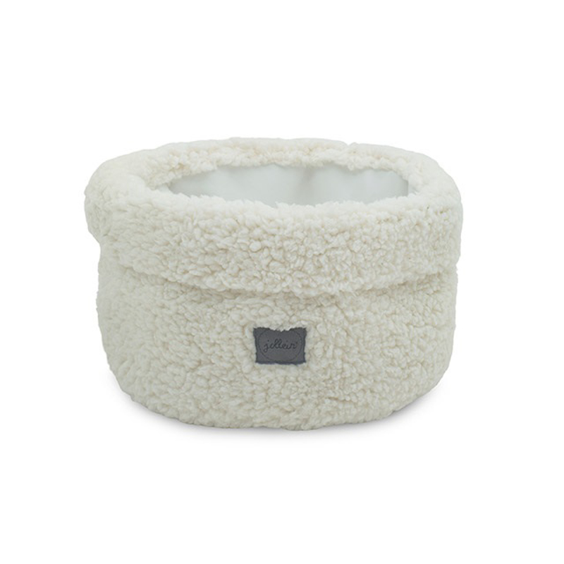 Picture of Jollein® Basket River Teddy Cream White