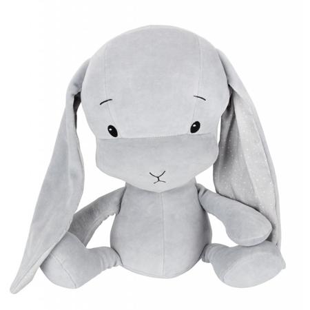 Picture of Effiki® Effiki Bunny L - Grey + dots