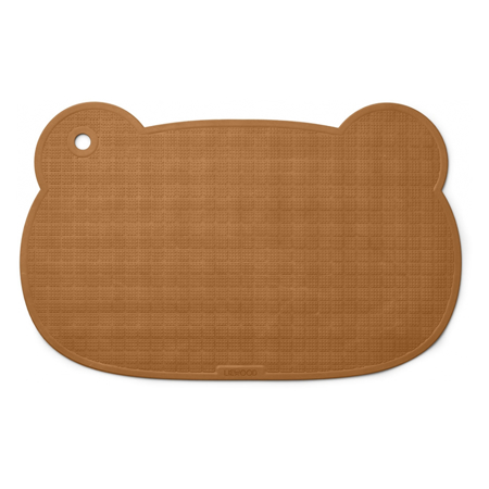 Picture of Liewood® Sailor Bath Mat Sailor Mr.Bear Mustard