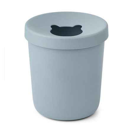 Picture of Liewood® Evelina Trash Bin Sea Blue