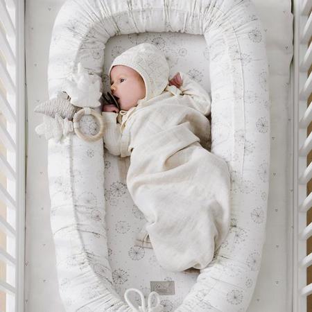 CamCam® Baby Nest Dandelion Natural