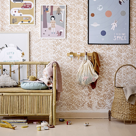 Picture of Bloomingville® Caitanya Trolley