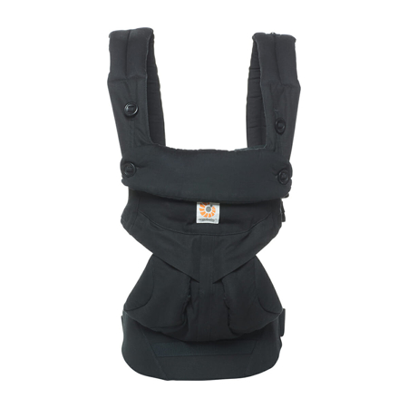 Ergobaby® 360 Baby Carrier All Carry Positions Pure Black