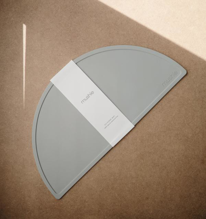 Picture of Mushie® Silicone Mat Stone